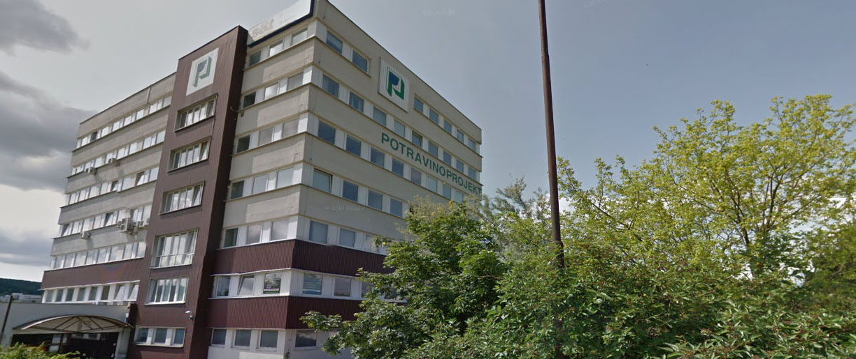 Excellent location within Bratislava